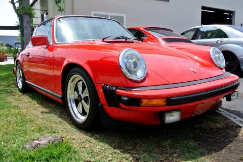 1976 Porsche 911 for sale at Newport Motor Cars llc in Costa Mesa CA