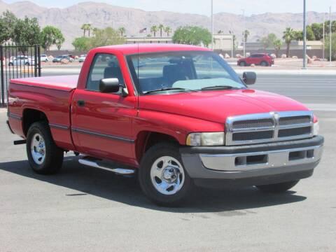1994 Dodge Ram Pickup 1500 for sale at Best Auto Buy in Las Vegas NV