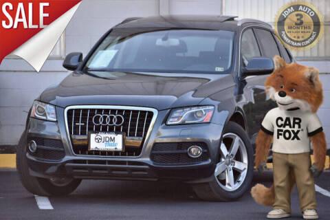 2012 Audi Q5 for sale at JDM Auto in Fredericksburg VA