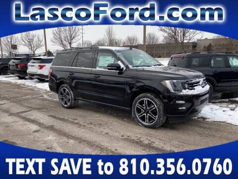 2021 Ford Expedition for sale at LASCO FORD in Fenton MI