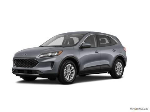 2021 Ford Escape for sale at FOWLERVILLE FORD in Fowlerville MI
