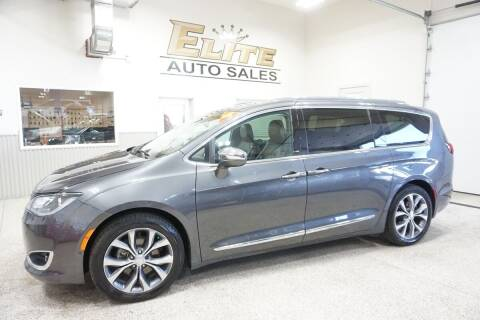 2017 Chrysler Pacifica for sale at Elite Auto Sales in Ammon ID