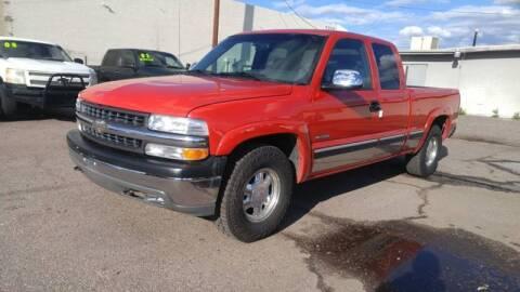 2002 Chevrolet Silverado 1500 for sale at Advantage Motorsports Plus in Phoenix AZ