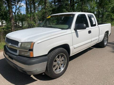 2003 Chevrolet Silverado 1500 for sale at Next Autogas Auto Sales in Jacksonville FL