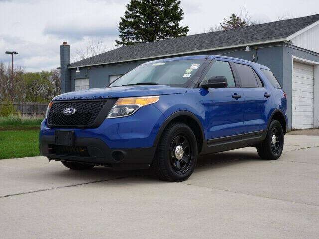 2014 Ford Explorer for sale at Royal AutoTec in Battle Creek MI