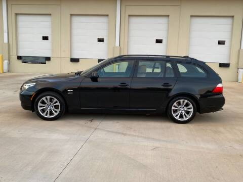 2010 BMW 5 Series for sale at EUROPEAN AUTO ALLIANCE LLC in Coral Springs FL