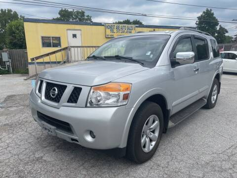 2011 Nissan Armada for sale at Honest Abe Auto Sales 2 in Indianapolis IN