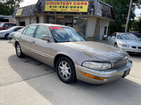2003 Buick Park Avenue for sale at Courtesy Cars in Independence MO