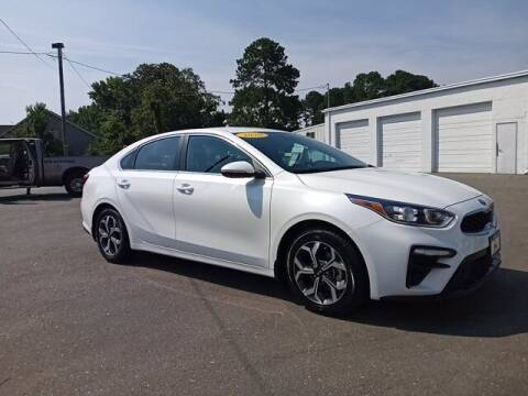 2020 Kia Forte for sale at Auto Finance of Raleigh in Raleigh NC