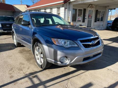 2008 Subaru Outback for sale at STS Automotive in Denver CO