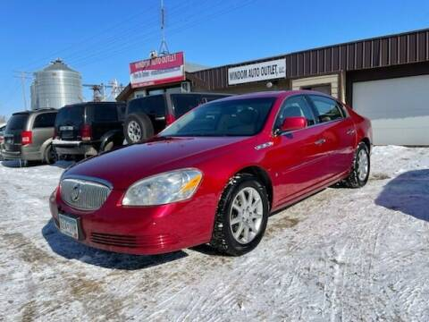 2008 Buick Lucerne for sale at WINDOM AUTO OUTLET LLC in Windom MN
