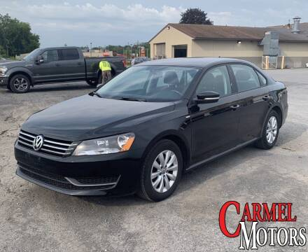 2015 Volkswagen Passat for sale at Carmel Motors in Indianapolis IN