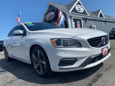 2015 Volvo S60 for sale at Cape Cod Carz in Hyannis MA