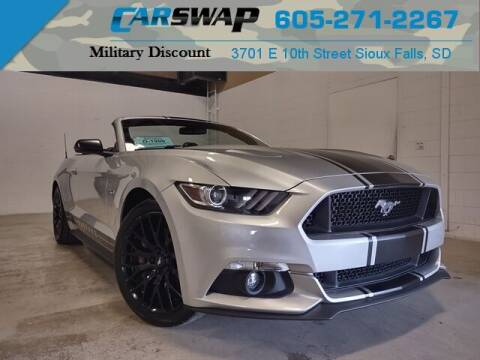2016 Ford Mustang for sale at CarSwap in Sioux Falls SD
