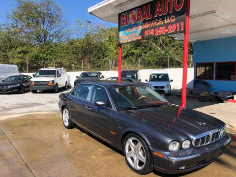 2005 Jaguar XJ-Series for sale at Global Auto Sales and Service in Nashville TN