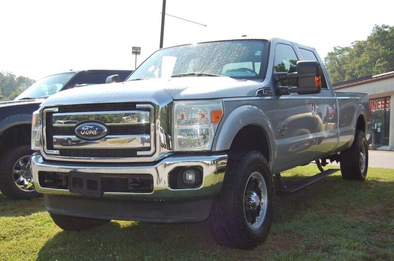 2011 Ford F-350 Super Duty for sale at Modern Motors - Thomasville INC in Thomasville NC