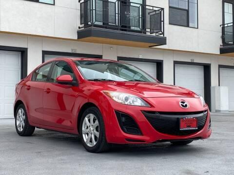 2011 Mazda MAZDA3 for sale at Avanesyan Motors in Orem UT