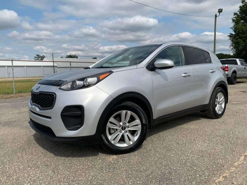 2017 Kia Sportage for sale in Dunn, NC