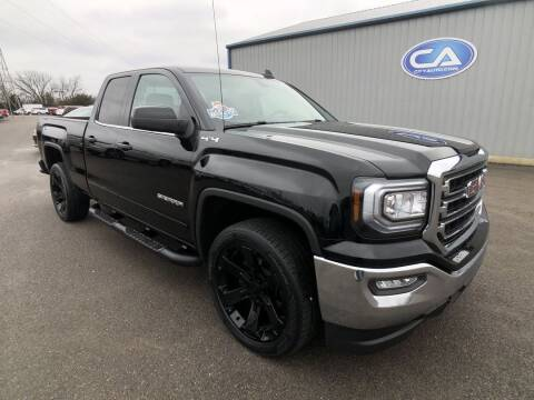 2018 GMC Sierra 1500 for sale at City Auto in Murfreesboro TN