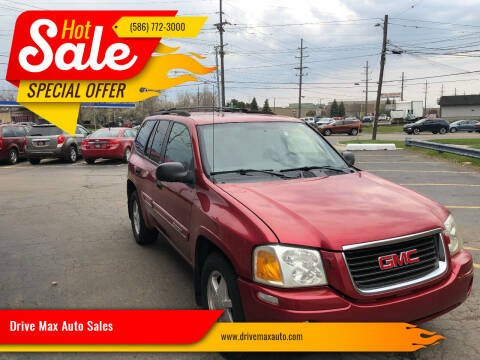 2003 GMC Envoy for sale at Drive Max Auto Sales in Warren MI