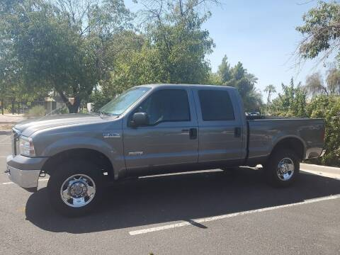 2007 Ford F-250 Super Duty for sale at DORAMO AUTO RESALE in Glendale AZ
