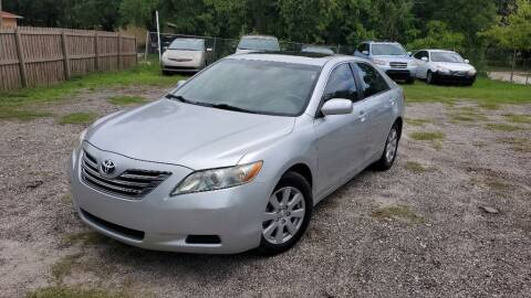 2007 Toyota Camry Hybrid for sale at Firm Life Auto Sales in Seffner FL