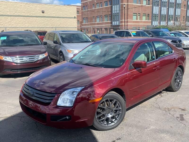 2007 Ford Fusion I-4 SEL