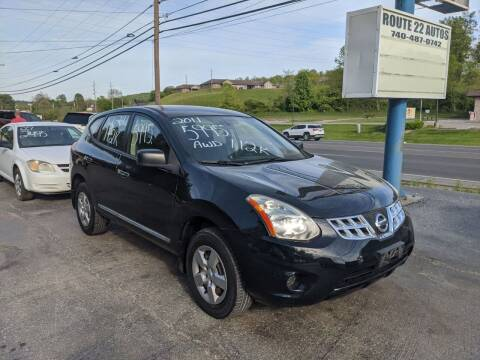 2011 Nissan Rogue for sale at Route 22 Autos in Zanesville OH