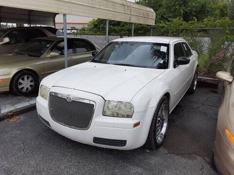 2006 Chrysler 300 for sale at Easy Credit Auto Sales in Cocoa FL