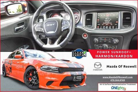 2016 Dodge Charger for sale at Mazda Of Roswell in Roswell GA