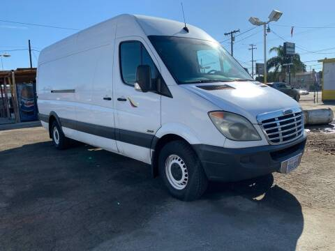 2008 Freightliner Sprinter Cargo for sale at Best Buy Quality Cars in Bellflower CA