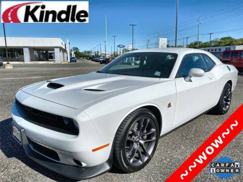 2020 Dodge Challenger for sale at Kindle Auto Plaza in Middle Township NJ