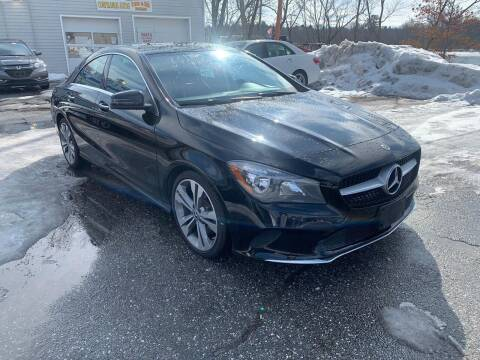 2018 Mercedes-Benz CLA for sale at Top Line Import of Methuen in Methuen MA