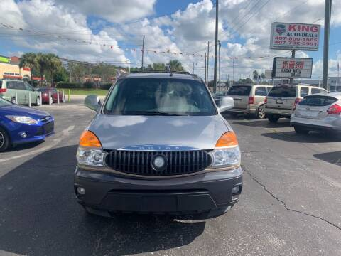 2003 Buick Rendezvous for sale at King Auto Deals in Longwood FL
