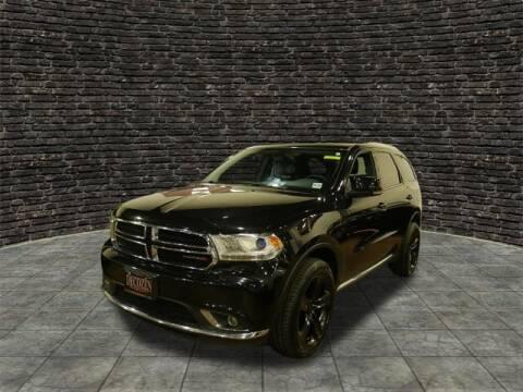 2015 Dodge Durango for sale at Montclair Motor Car in Montclair NJ
