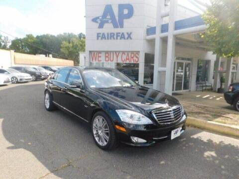 2008 Mercedes-Benz S-Class for sale at AP Fairfax in Fairfax VA