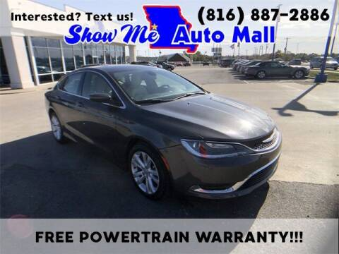 2017 Chrysler 200 for sale at Show Me Auto Mall in Harrisonville MO