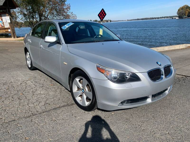 2007 BMW 5 Series for sale at Affordable Autos at the Lake in Denver NC