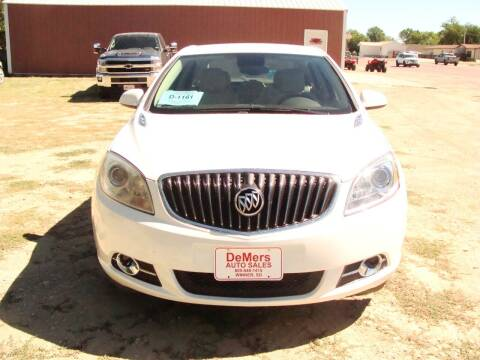 2014 Buick Verano for sale at DeMers Auto Sales in Winner SD