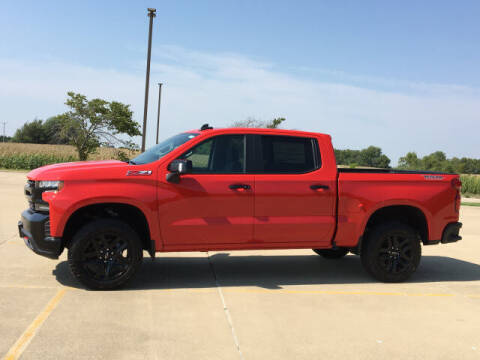2021 Chevrolet Silverado 1500 for sale at LANDMARK OF TAYLORVILLE in Taylorville IL
