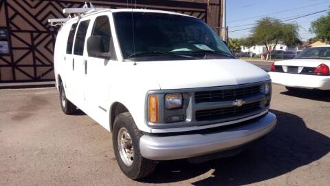 1999 Chevrolet Express Cargo for sale at Used Car Showcase in Phoenix AZ