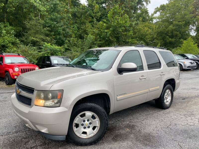 2007 Chevrolet Tahoe for sale at Car Online in Roswell GA