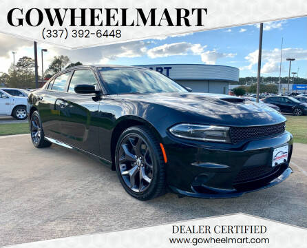 2019 Dodge Charger for sale at GoWheelMart in Leesville LA