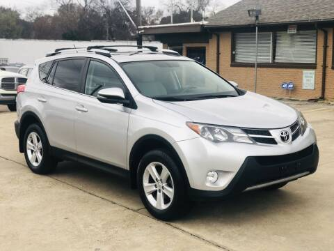 2014 Toyota RAV4 for sale at Safeen Motors in Garland TX