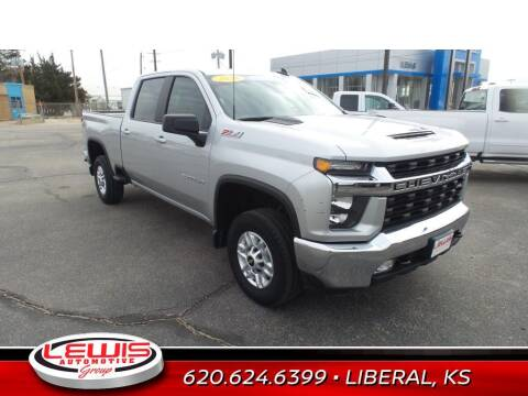 2020 Chevrolet Silverado 2500HD for sale at Lewis Chevrolet Buick Cadillac of Liberal in Liberal KS