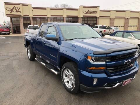 2016 Chevrolet Silverado 1500 for sale at ASSOCIATED SALES & LEASING in Marshfield WI