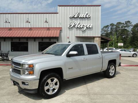 2014 Chevrolet Silverado 1500 for sale at Grantz Auto Plaza LLC in Lumberton TX