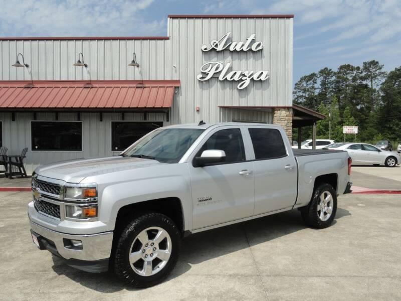 2014 Chevrolet Silverado 1500 for sale at Grantz Auto Plaza LLC in Lumberton TX