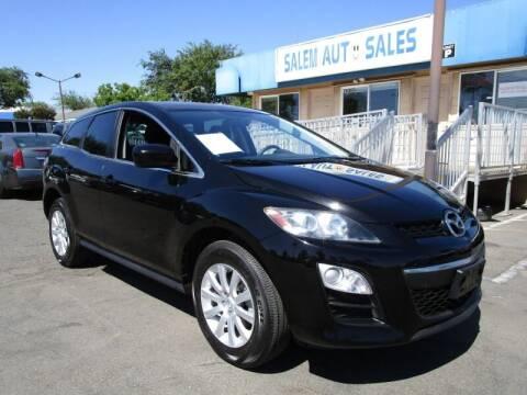 2012 Mazda CX-7 for sale at Salem Auto Sales in Sacramento CA