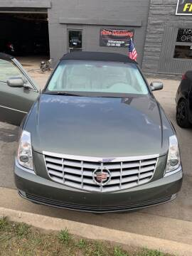 2006 Cadillac DTS for sale at Fast Car Automotive in Ypsilanti MI